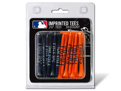 Detroit Tigers 50pk Golf Tees