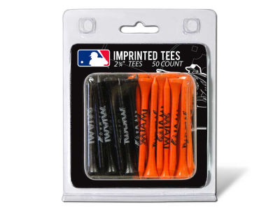 Miami Marlins 50pk Golf Tees