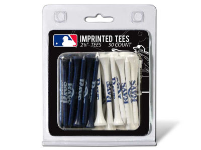 Tampa Bay Rays 50pk Golf Tees
