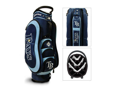 Tampa Bay Rays Team Golf Medalist Cart Bag