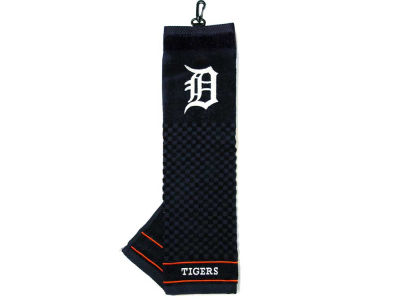 Detroit Tigers Trifold Golf Towel