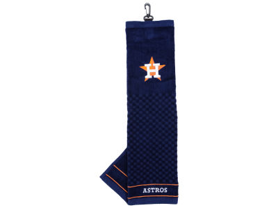 Houston Astros Trifold Golf Towel