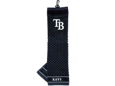 Tampa Bay Rays Trifold Golf Towel