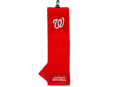 Washington Nationals Trifold Golf Towel