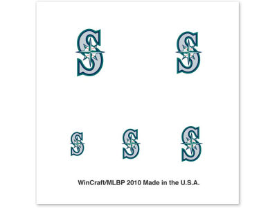 Seattle Mariners Tattoo Nail