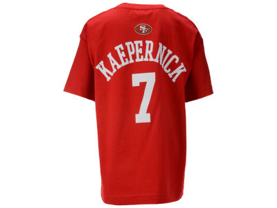 San Francisco 49ers Colin Kaepernick NFL Youth Player T-Shirt