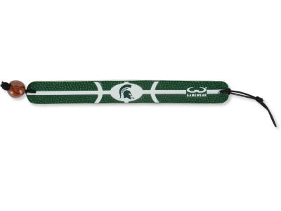 Michigan State Spartans Team Color Basketball Bracelet