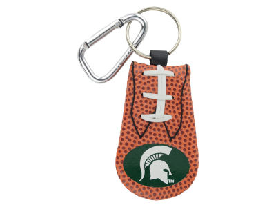 Michigan State Spartans Game Wear Keychain