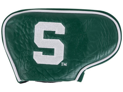 Michigan State Spartans Blade Putter Cover