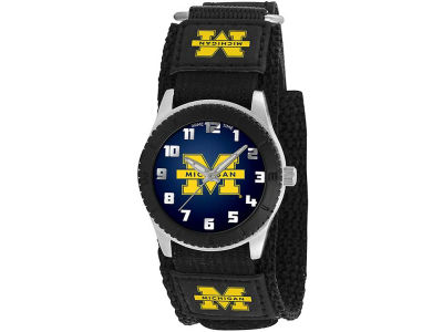Michigan Wolverines Rookie Kids Watch Black