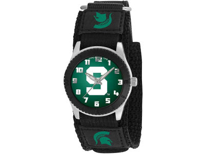 Michigan State Spartans Rookie Kids Watch Black