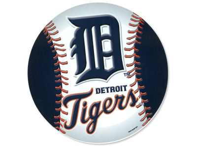 Detroit Tigers 8in Car Magnet