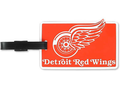 Detroit Red Wings Soft Bag Tag