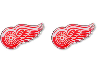 Detroit Red Wings Logo Post Earrings