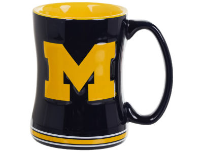 Michigan Wolverines 14 oz Relief Mug