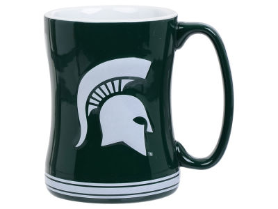 Michigan State Spartans 14 oz Relief Mug