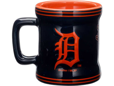 Detroit Tigers 2oz Mini Mug Shot