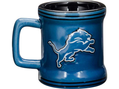 Detroit Lions 2oz Mini Mug Shot