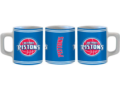 Detroit Pistons Sublimated Mini Mug-2oz.