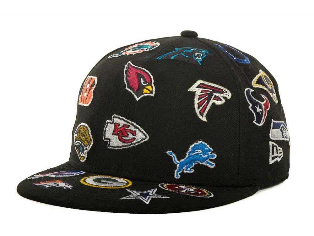 New Era NFL All Over 59FIFTY Cap  069f96cd196
