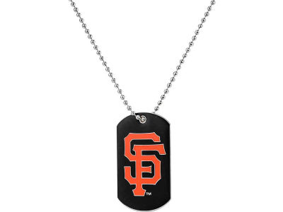 San Francisco Giants MLB Dog Tag