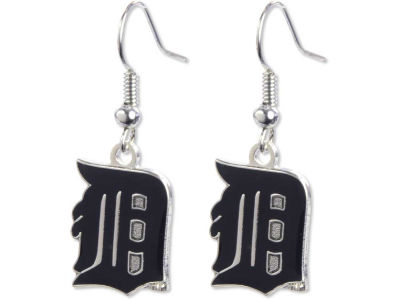 Detroit Tigers Aminco Logo Earrings