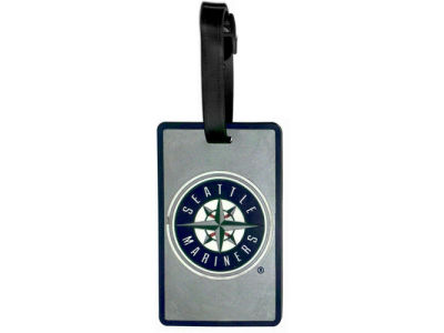 Seattle Mariners Soft Bag Tag