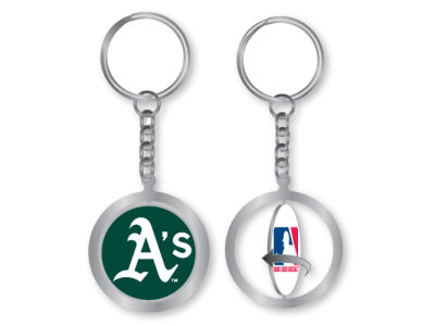 Oakland Athletics Spinning Keychain