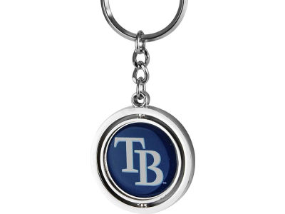 Tampa Bay Rays Spinning Keychain