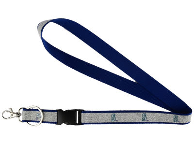 Seattle Mariners Sparkle Lanyard-Aminco