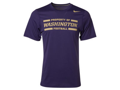 Washington Huskies Nike NCAA Practice Legend T-Shirt