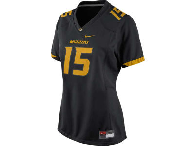 Missouri Tigers #15 Nike NCAA Womens Game Football Jersey