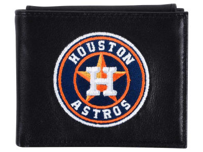 Houston Astros Black Bifold Wallet