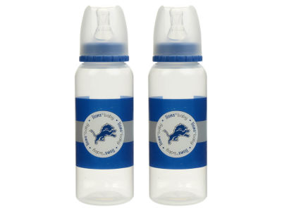 Detroit Lions 2-pack Baby Bottle