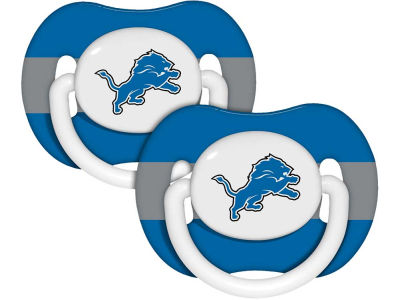 Detroit Lions 2-pack Pacifier Set