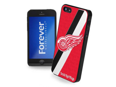 Detroit Red Wings iPhone SE Case Hard Logo