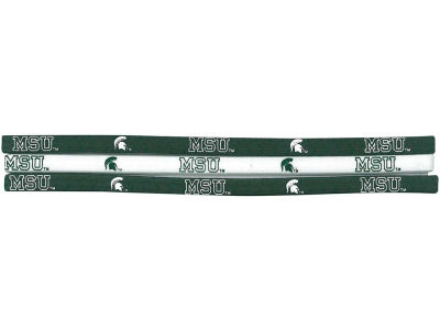 Michigan State Spartans Elastic Hair Band