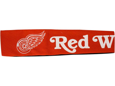 Detroit Red Wings Fan Band Headband