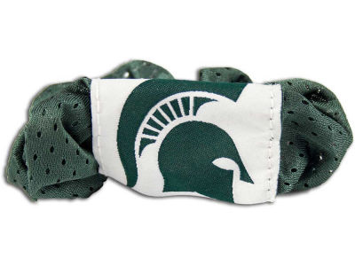Michigan State Spartans Hair Twist