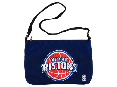 Detroit Pistons Jersey Mini Purse
