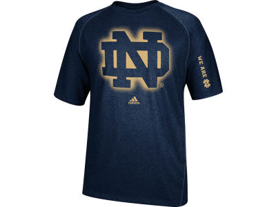 Notre Dame Fighting Irish adidas NCAA Men's Sideline Elude Climate T-Shirt