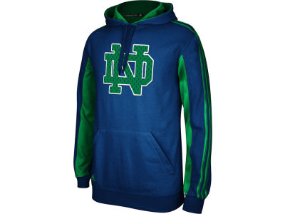 Notre Dame Fighting Irish adidas NCAA Men's Big Logo Hoodie