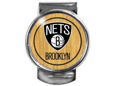 Brooklyn Nets 35mm Money Clip