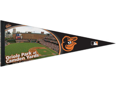 Baltimore Orioles 12x30in Pennant