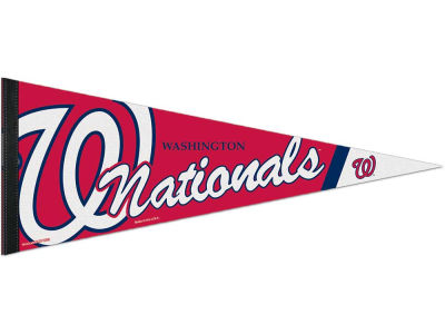 Washington Nationals 12x30in Pennant