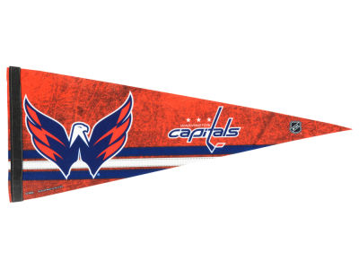 Washington Capitals 12x30in Pennant
