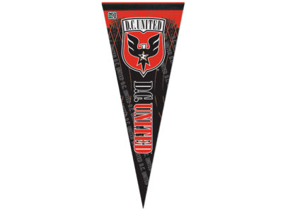 DC United 12x30in Pennant