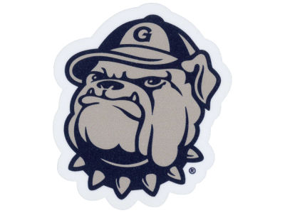 Georgetown Hoyas 4x4 Die Cut Decal Color