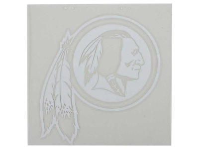 "Washington Redskins Die Cut Decal 8""x8"""