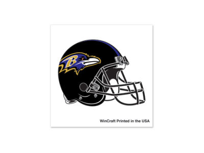 Baltimore Ravens Tattoo 4-pack